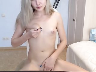 cute 19 yrs old russian cam-slut