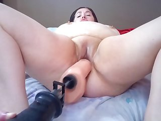 sexy bbw and her fucksaw (preview)