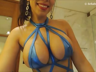 old bellabrookz premium video - ass & titties