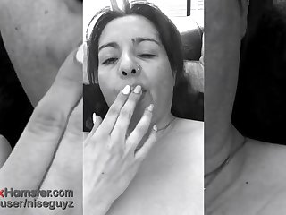 squirting milf veldt and white